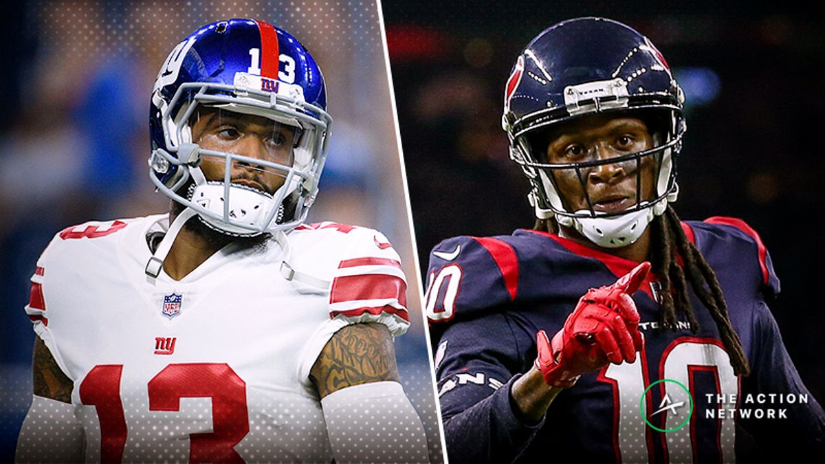 Giants-Texans Betting Preview: Will These Offenses Show Up in Week 3? article feature image