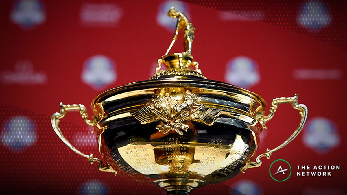 Perry: The Upset I'm Eyeing on Ryder Cup Day 2 article feature image
