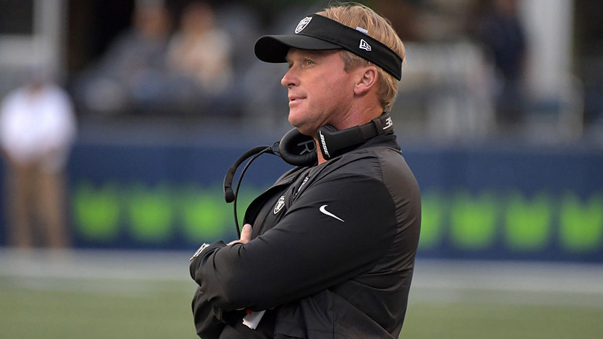 Raiders vs. Rams Betting Guide: Should Oakland Be Favored? article feature image