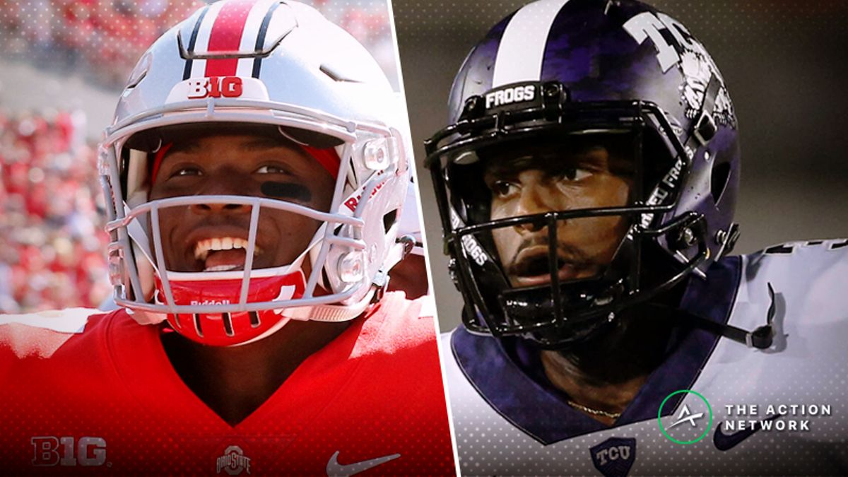 Ohio State-TCU Betting Guide: Can Patterson Outmaneuver Meyer-less Buckeyes? article feature image