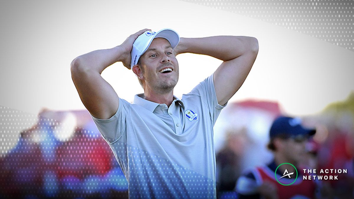 2018 Ryder Cup Preview: Henrik Stenson's Health Is a Concern at Le Golf National article feature image