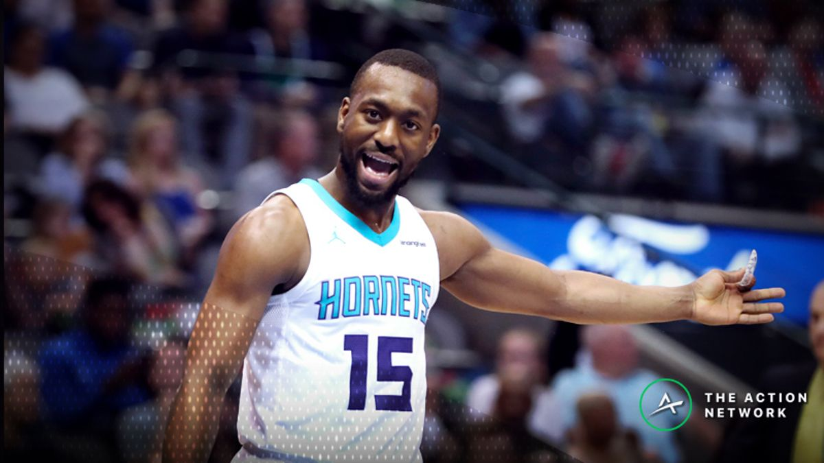 Hornets 2018-19 Season Win Total: Will Kemba & Co. Make Noise in the East? article feature image