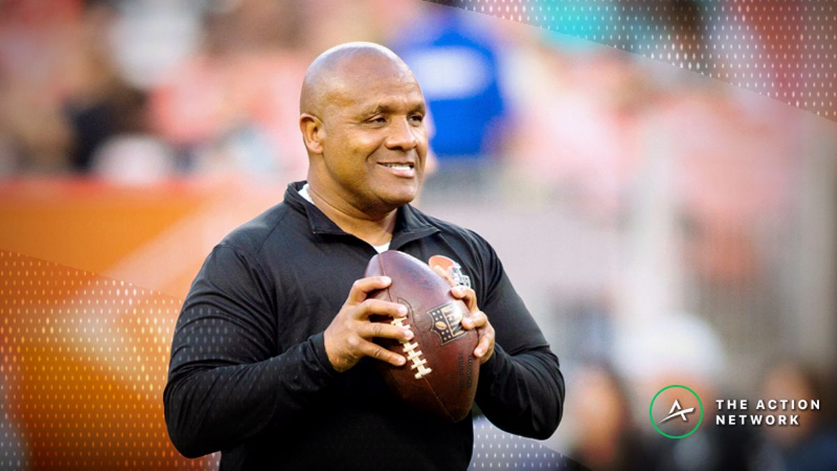 Cleveland Browns Favored For First Time In Hue Jackson Era article feature image