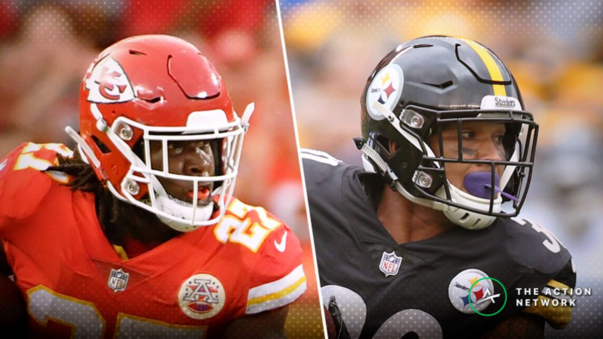 Chiefs-Steelers Betting Preview: Pittsburgh Undervalued After Ugly Opener? article feature image