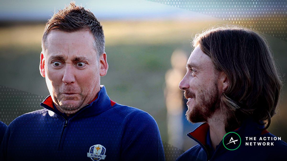 Sobel's Ryder Cup Bets: Where to Find Value with Poulter, Fleetwood, More article feature image