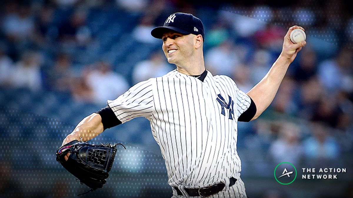 Monday's MLB Over/Under: Will Happ Continue Strong Work With the Yanks? article feature image