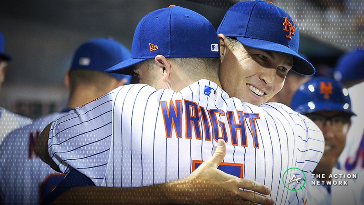 Jacob deGrom Finishes Season as 20-Game Winner … for Under Bettors article feature image