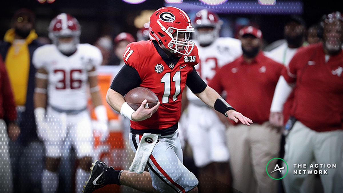 Heisman Odds Analysis, Week 4: No Love for Jake Fromm article feature image