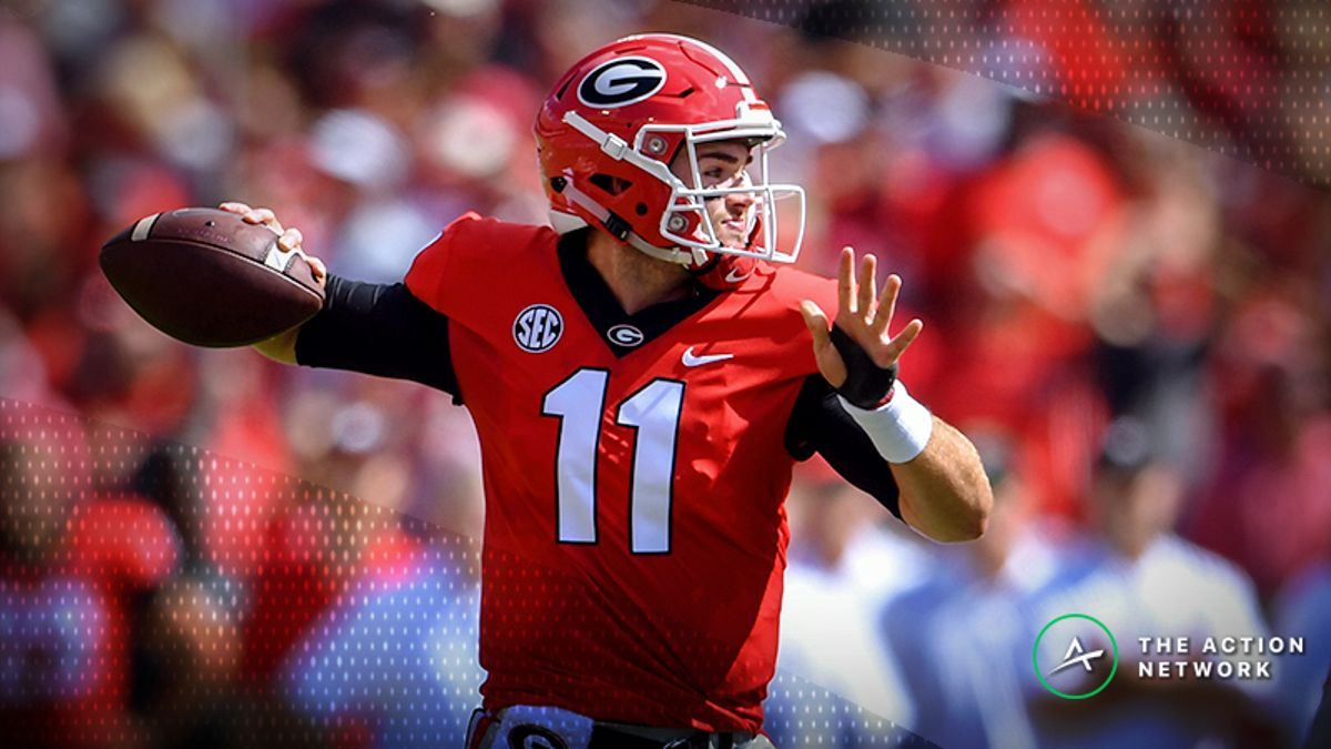 Georgia-South Carolina Betting Guide: Are Gamecocks Ready for Big Stage? article feature image