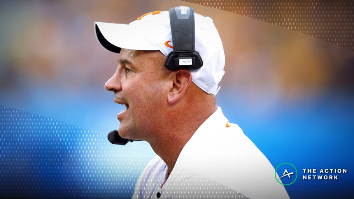 Does Tennessee's Roster Have Depth to Hold Up vs. Brutal SEC Slate? article feature image