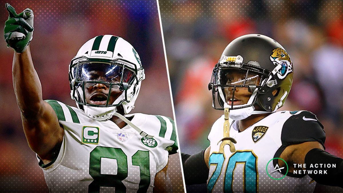 Jets-Jaguars Betting Preview: Spread Moving Away from Jacksonville article feature image