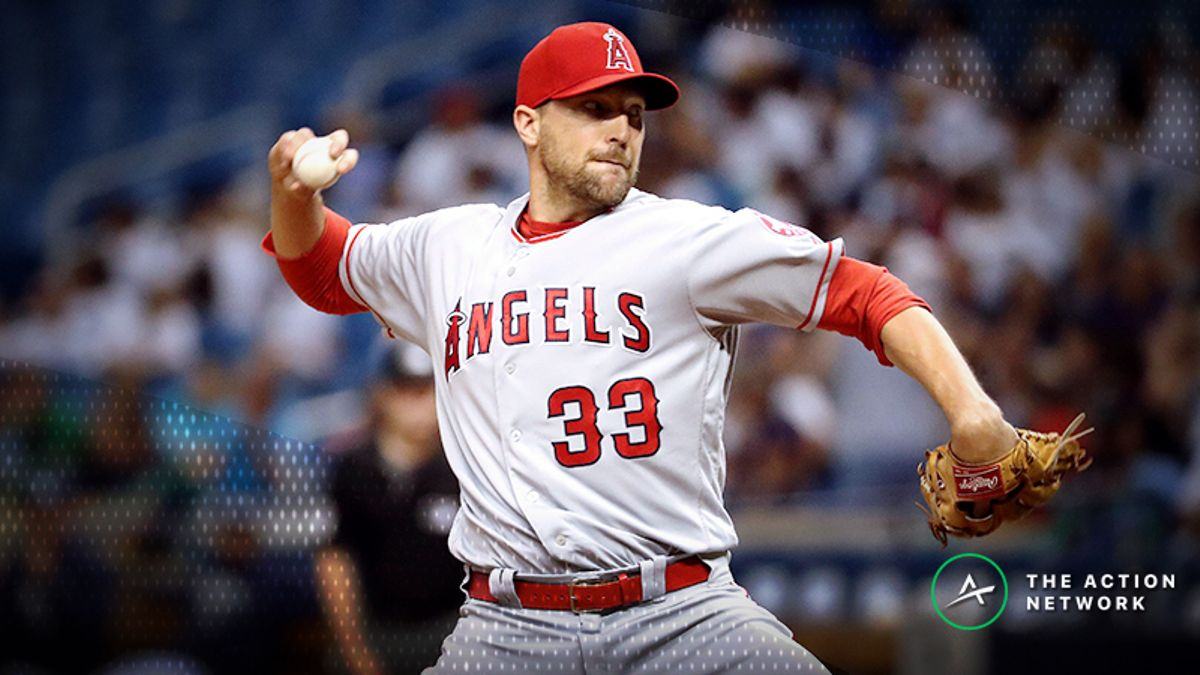 Tuesday's MLB Over/Under: Targeting Inexperienced Starters in Anaheim article feature image