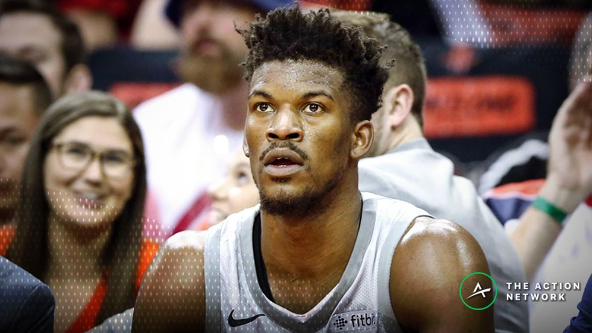 Which Team Is Favored to Trade for Jimmy Butler? article feature image
