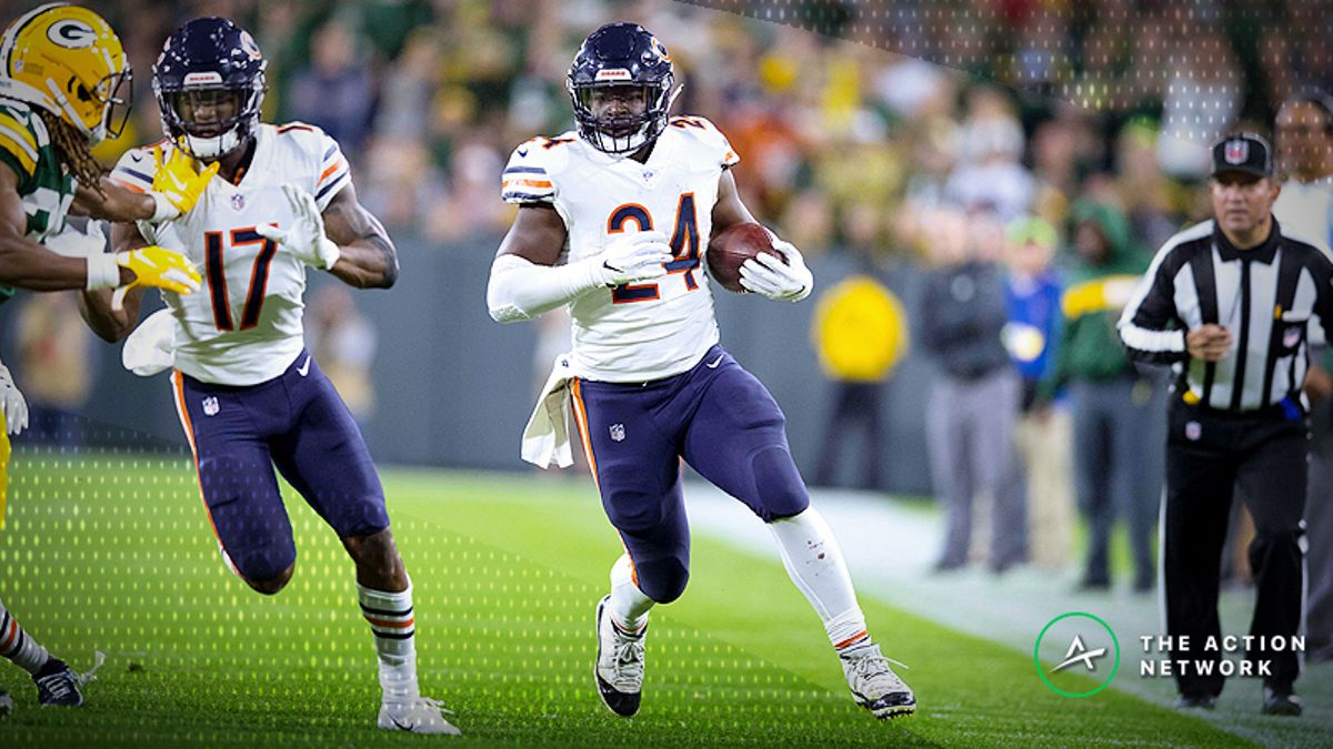 Sportsbooks Win Big After Bears Cover on Sunday Night Football article feature image