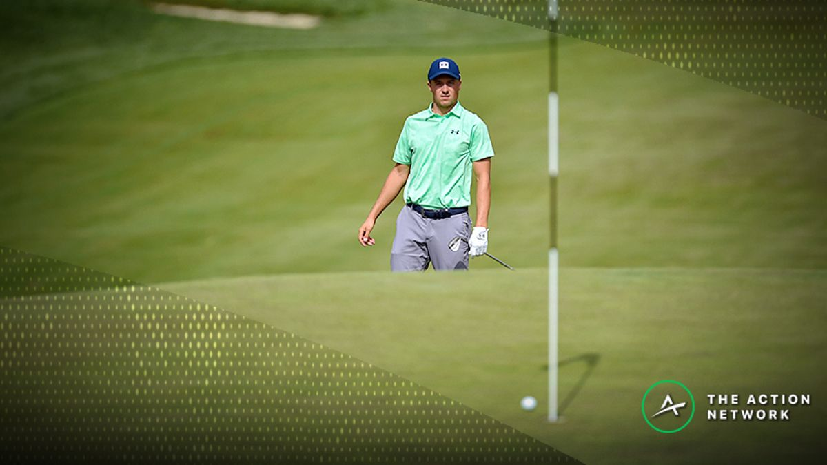 2018 Ryder Cup Preview: Is Jordan Spieth's Putter Back? article feature image