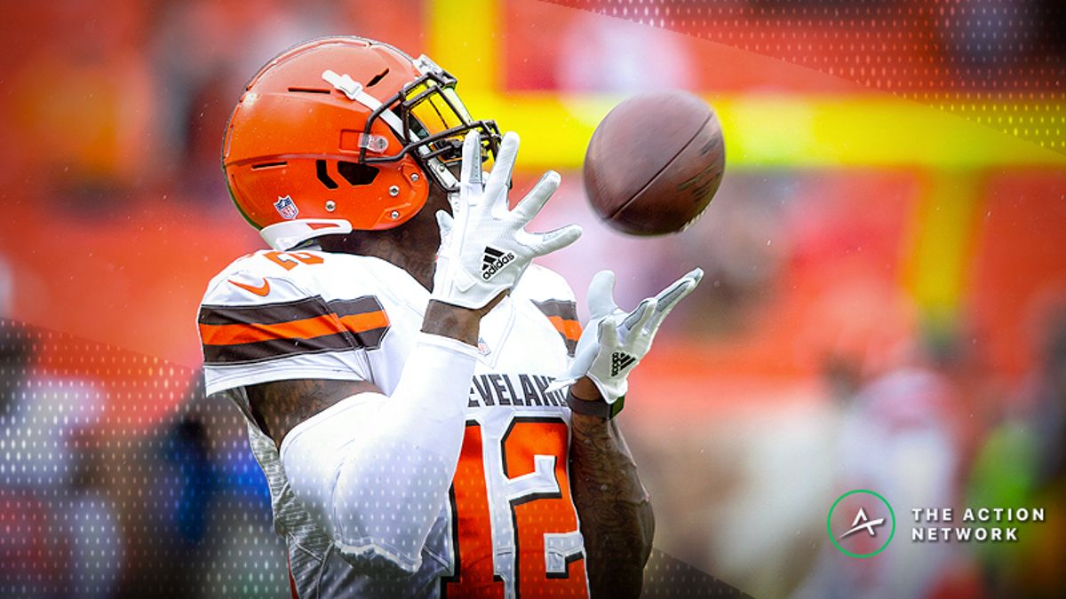 NFL Week 3 Fantasy Football Start or Sit Mailbag: What to Do With Josh Gordon in New England? article feature image