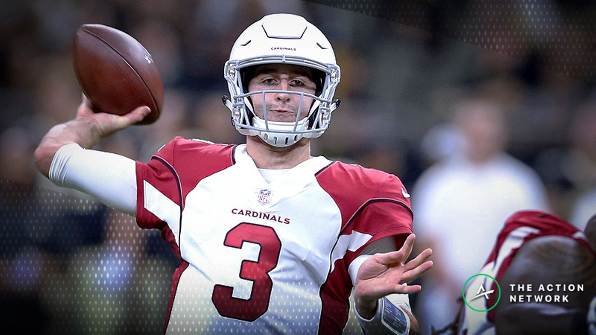 Week 4 NFL Player Props: Should You Bet on Josh Rosen to Throw Multiple Interceptions? article feature image