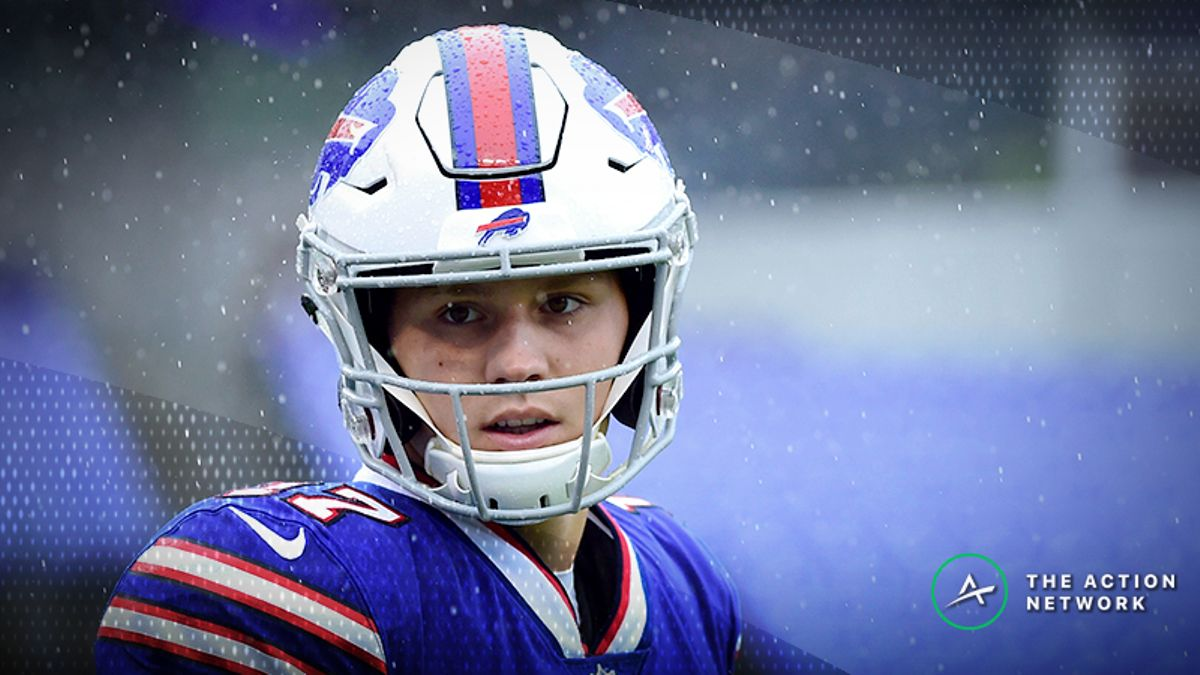 Chargers-Bills Betting Preview: Should You Back Josh Allen in His First Start? article feature image