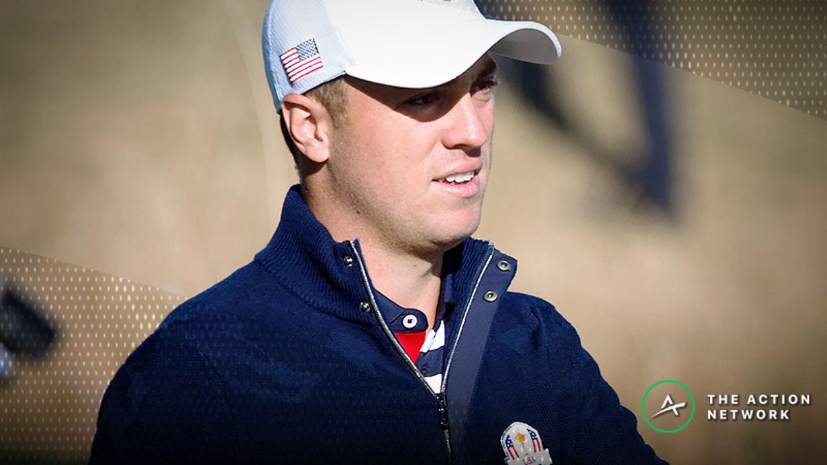 Perry: How to Take Advantage of Mispriced Justin Thomas Ryder Cup Props article feature image