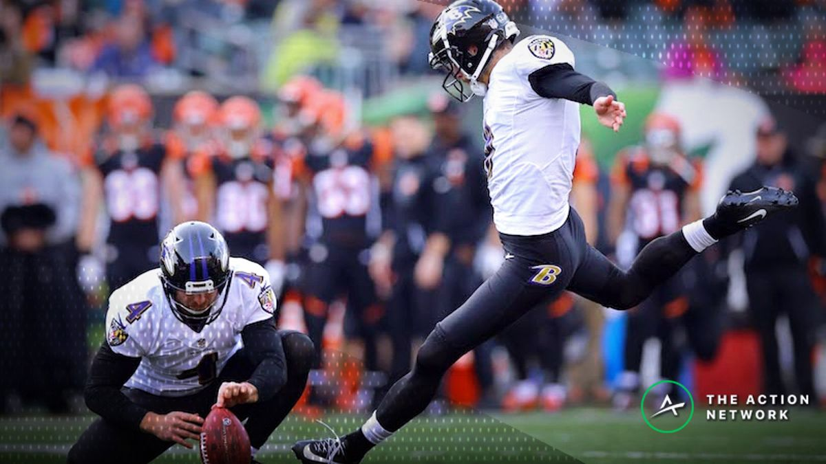 Week 2 Fantasy Football Rankings: Kickers article feature image
