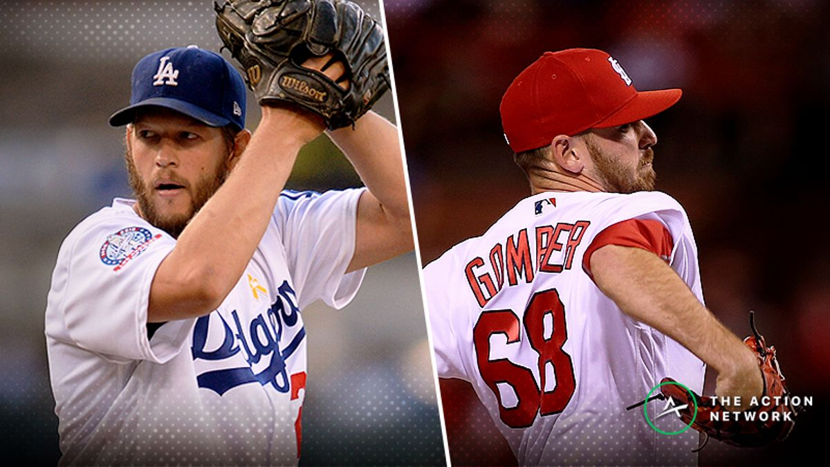 Thursday Sharp Report: Pros Betting Dodgers-Cardinals, Two Other Games article feature image