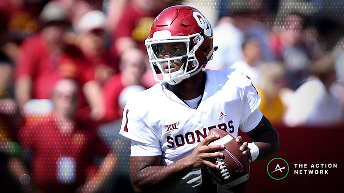 College Football Futures to Bet Before the Playoff Rankings Release article feature image