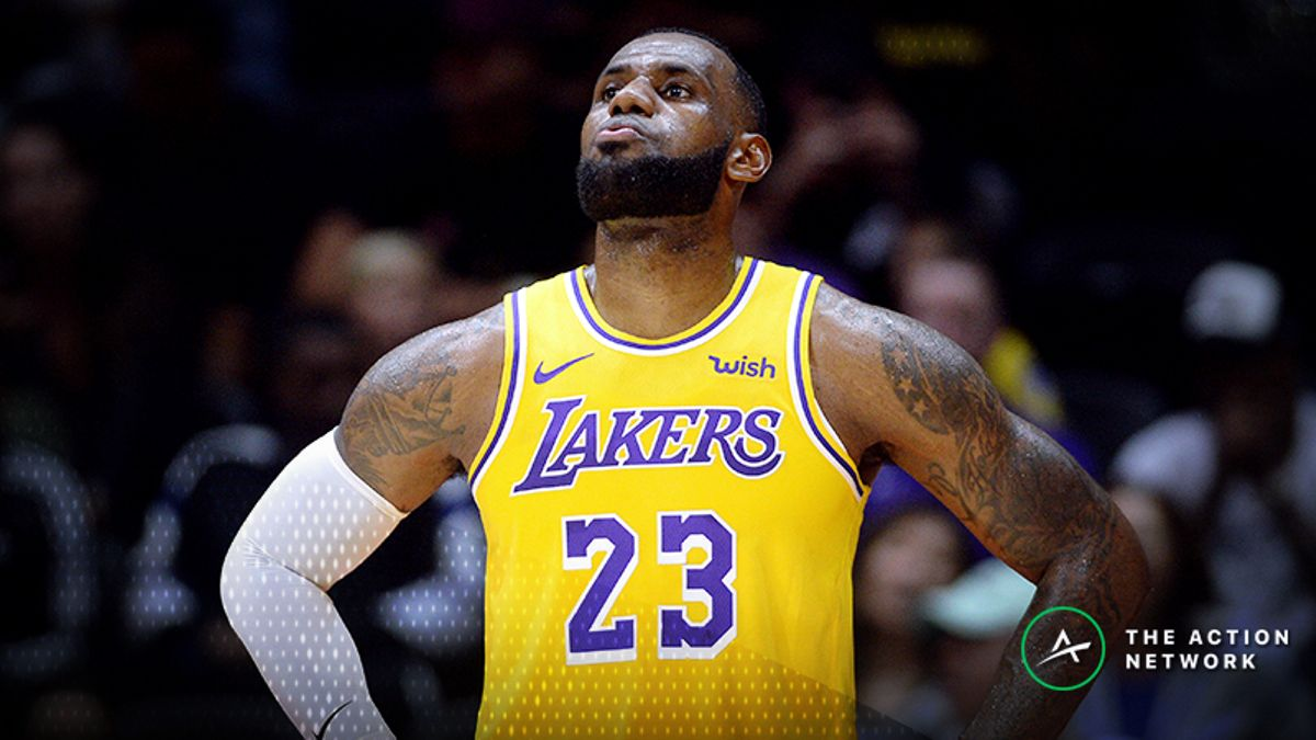 Wob: LeBron and the Lakers Should Have All Eyes on Summer 2019 article feature image
