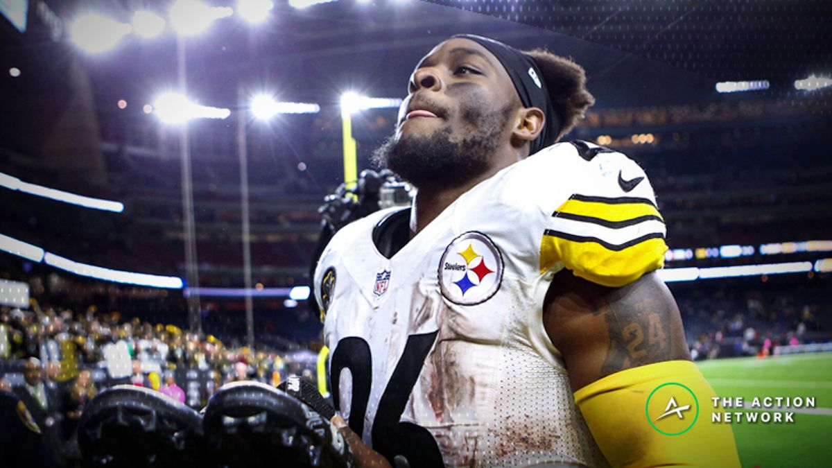 What to Do If Le'Veon Bell Is on Your Fantasy Football Team: Don't Panic article feature image