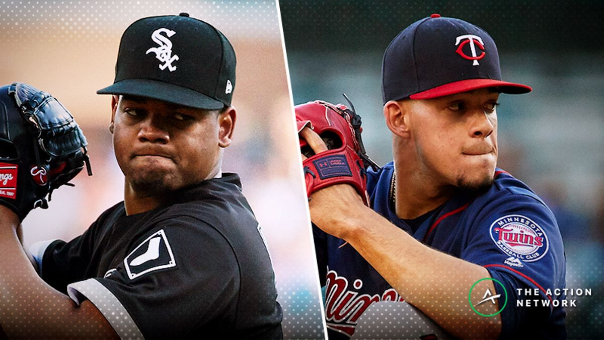 Friday's MLB Over/Under: Handicapping White Sox-Twins Game 1 article feature image