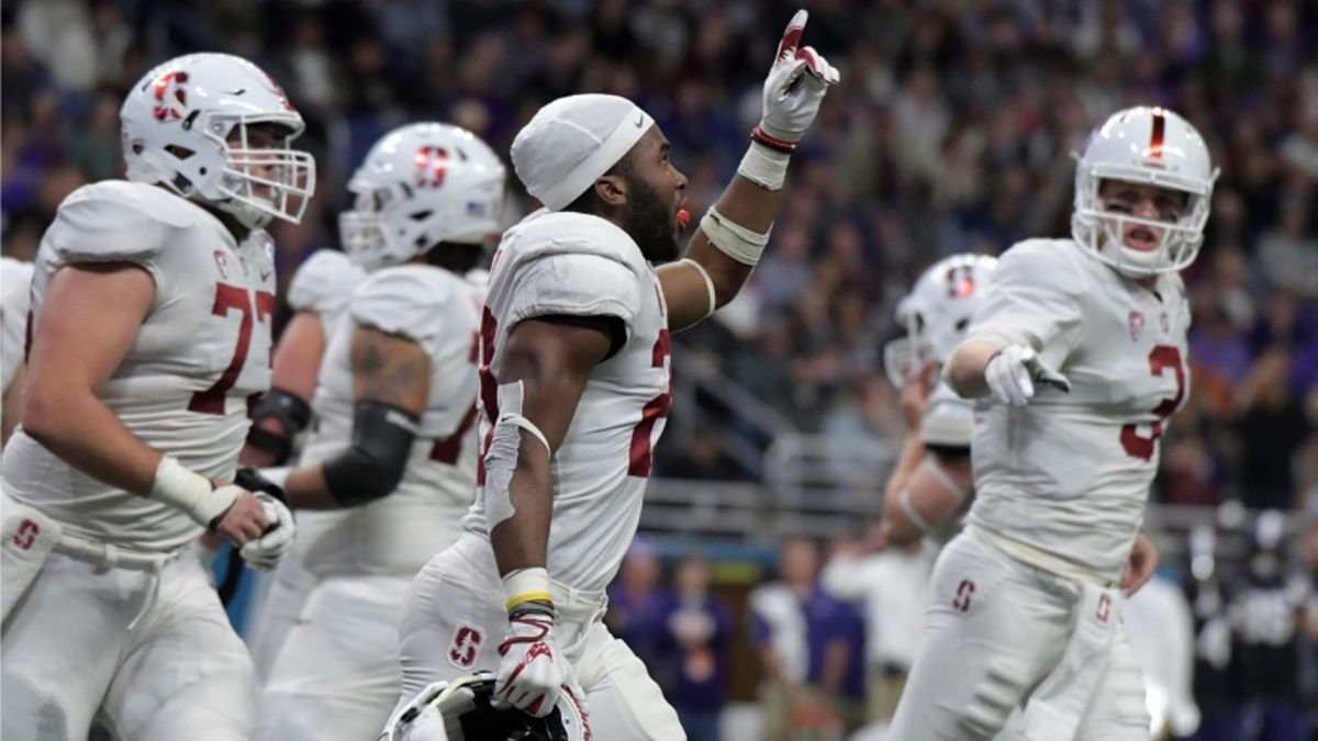 Heisman Odds Watch: Bryce Love Among Week 1's Biggest Losers article feature image