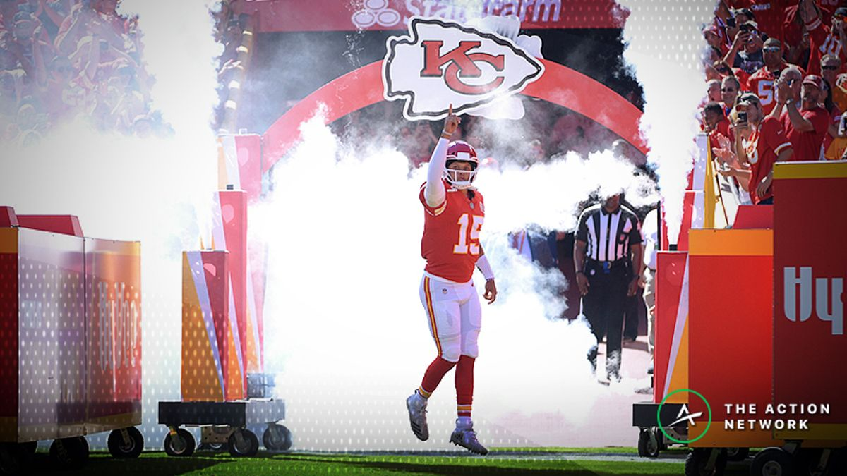 NFL Power Ratings: Chiefs, Saints Most Overrated Week 4 Teams article feature image