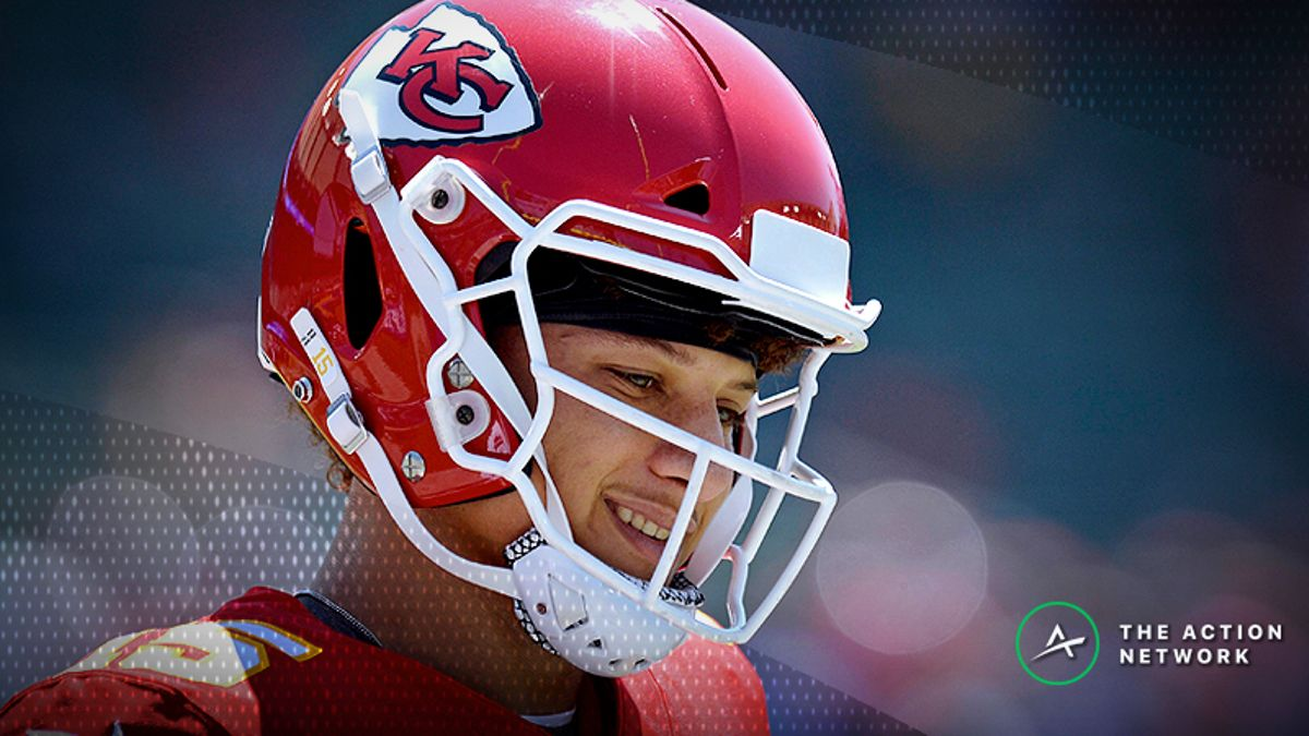 Updated NFL MVP Odds: Mahomes Overtakes Rodgers, Brees and Brady article feature image