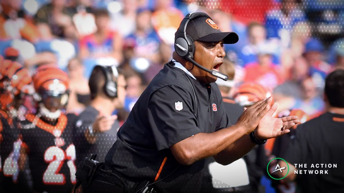 Wiseguy Action Driving Ravens-Bengals Line Movement article feature image