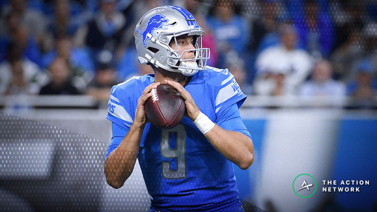 Lions-49ers Betting Preview: Time to Buy Low on Detroit? article feature image