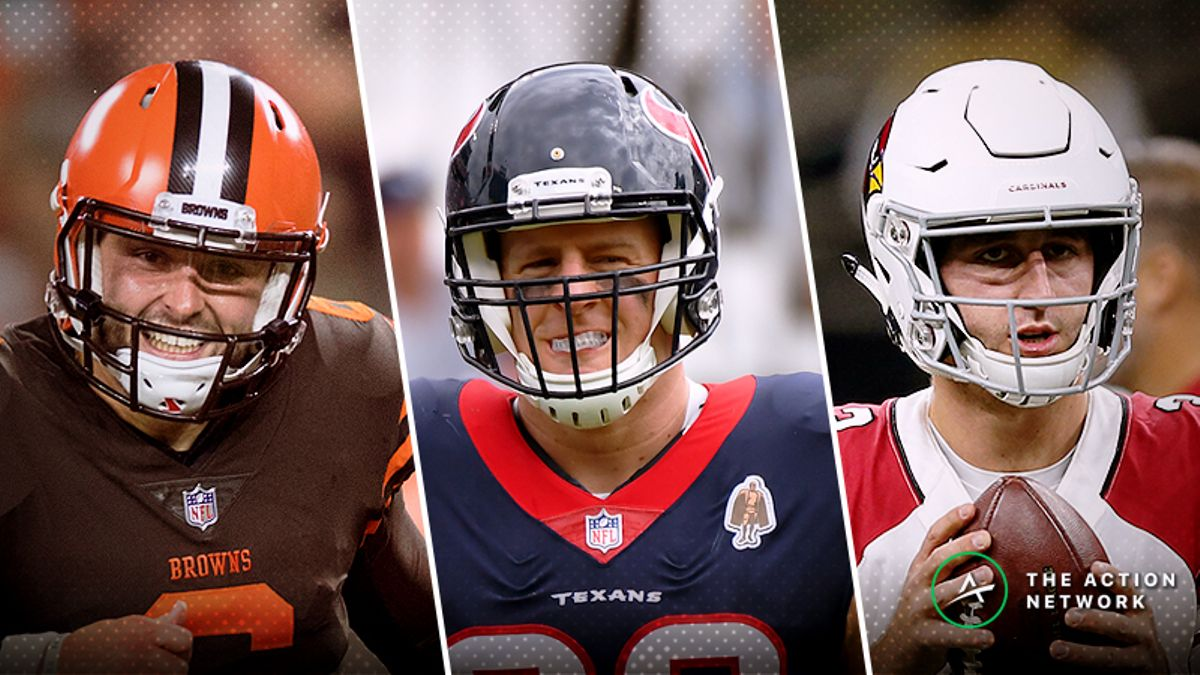 The Ultimate NFL Week 4 Cheat Sheet: Betting, Fantasy Football, More article feature image