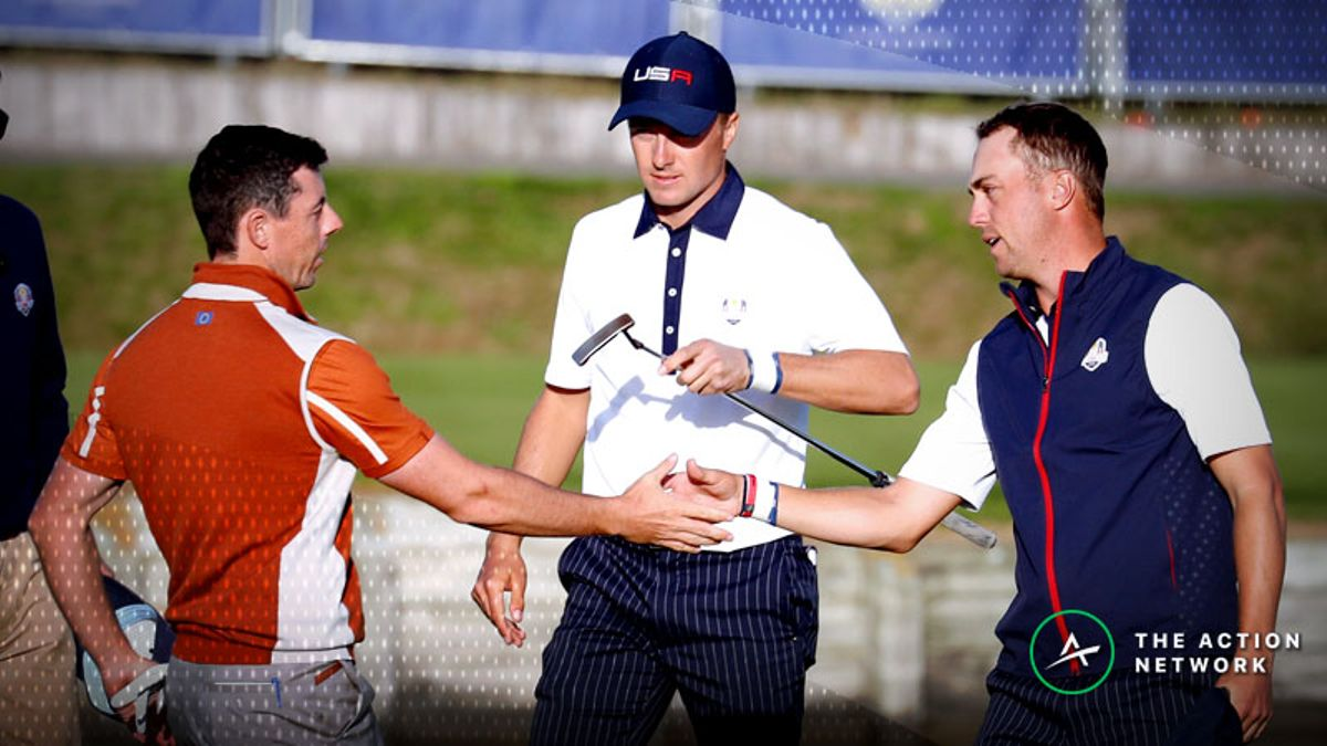 Sobel: Predicting All 12 Ryder Cup Singles Matches article feature image