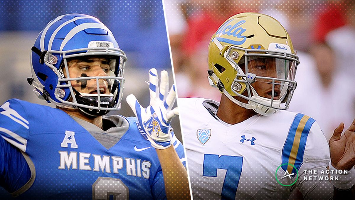 Friday Night Lights: Wiseguys Take a Side in Memphis-Tulane and UCLA-Colorado article feature image