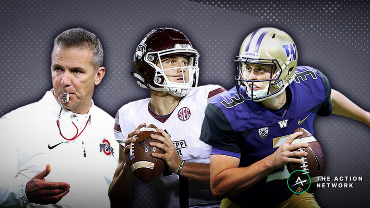 College Football Betting Cheat Sheet, Week 5: Picks, Odds, Analysis, Trends article feature image
