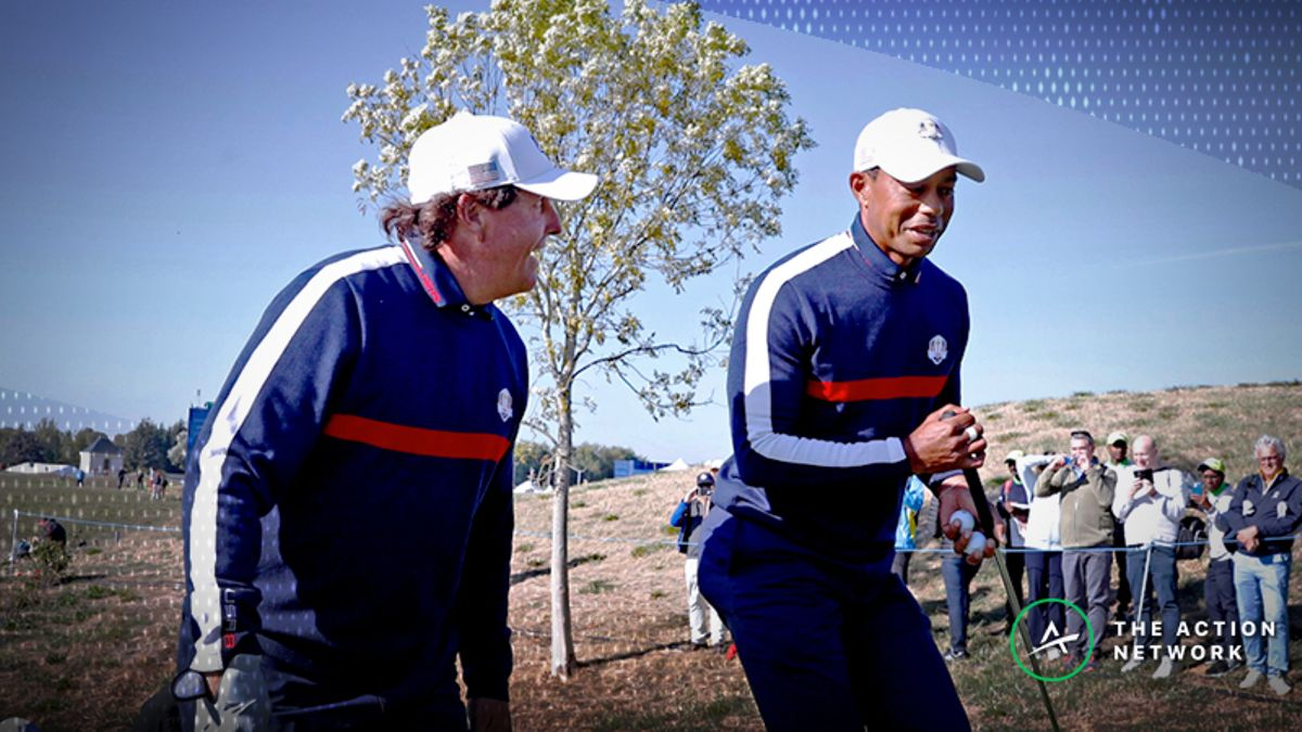 2018 Ryder Cup: Tiger-Phil Pairing Looks Like a Sure Thing article feature image