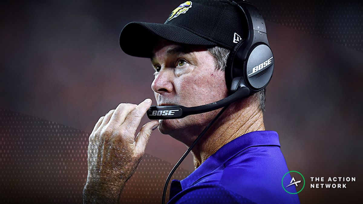 49ers-Vikings Betting Preview: Is the Market Overvaluing Minnesota? article feature image