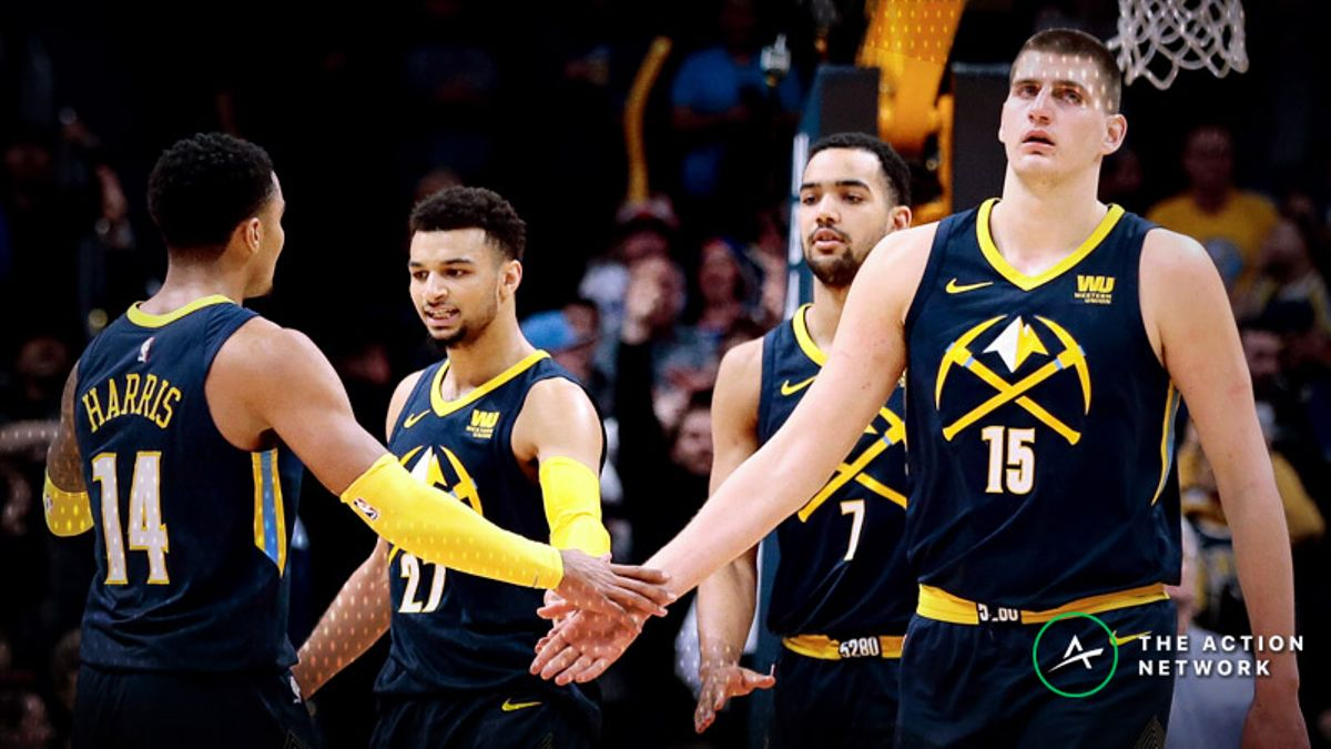 Nuggets 2018-19 Season Win Total: Can Denver's Offense Carry It to No. 8 Seed? article feature image