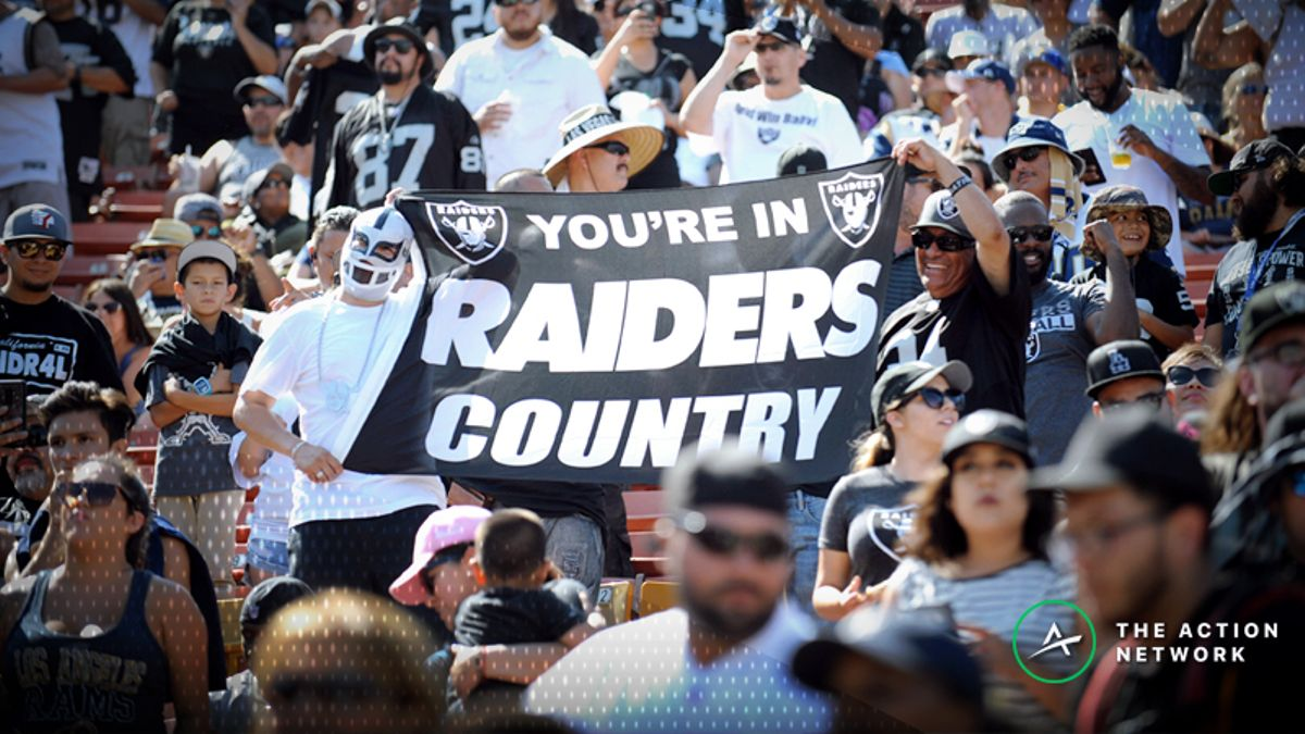 BlackJack Fletcher: How I'm Betting Jets-Lions and Rams-Raiders on Monday Night article feature image