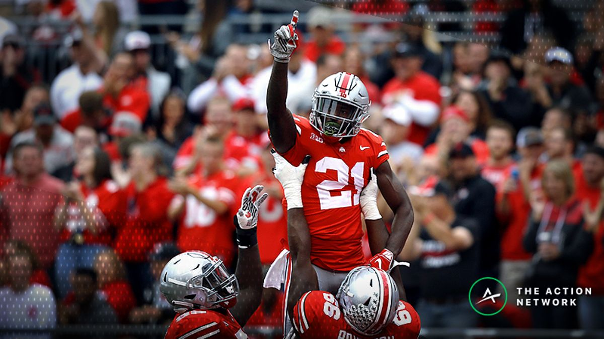 Analyzing the Massive Ohio State-Penn State Over/Under Movement article feature image