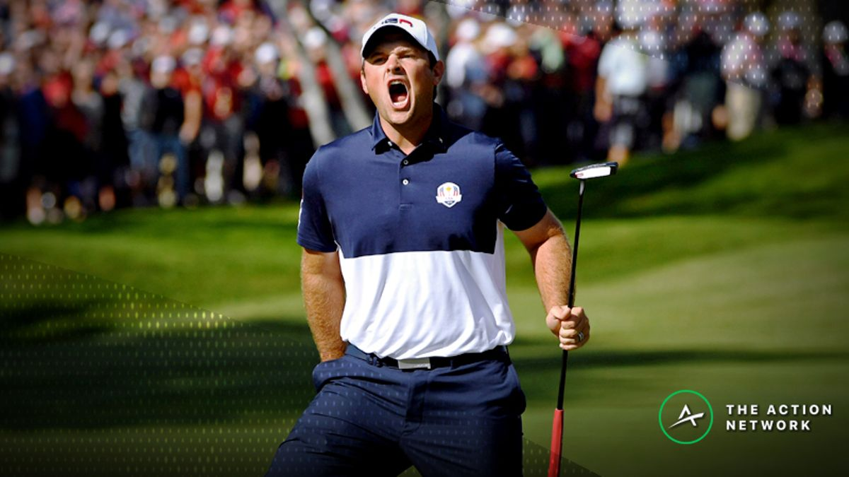 2018 Ryder Cup Preview: Can Patrick Reed Continue His Ryder Cup Heroics? article feature image