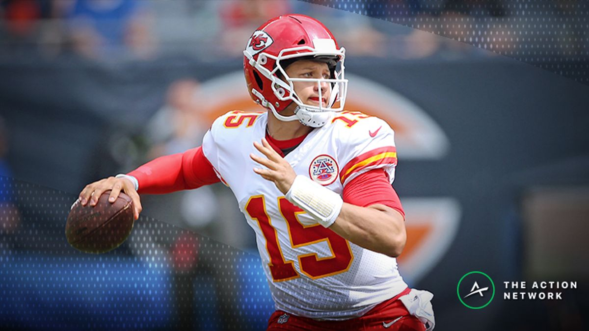 Chiefs-Chargers Betting Preview: Sharp Action on the Over/Under article feature image