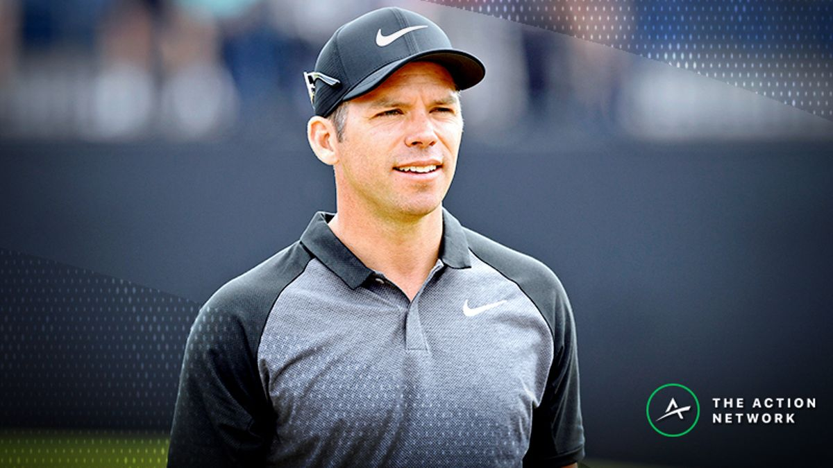 Paul Casey 2019 U.S. Open Betting Odds, Preview: Past Performance at Pebble Beach Overvalued article feature image