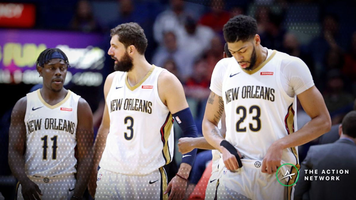 Pelicans 2018-19 Season Win Total: Can New Orleans Repeat Its Success? article feature image