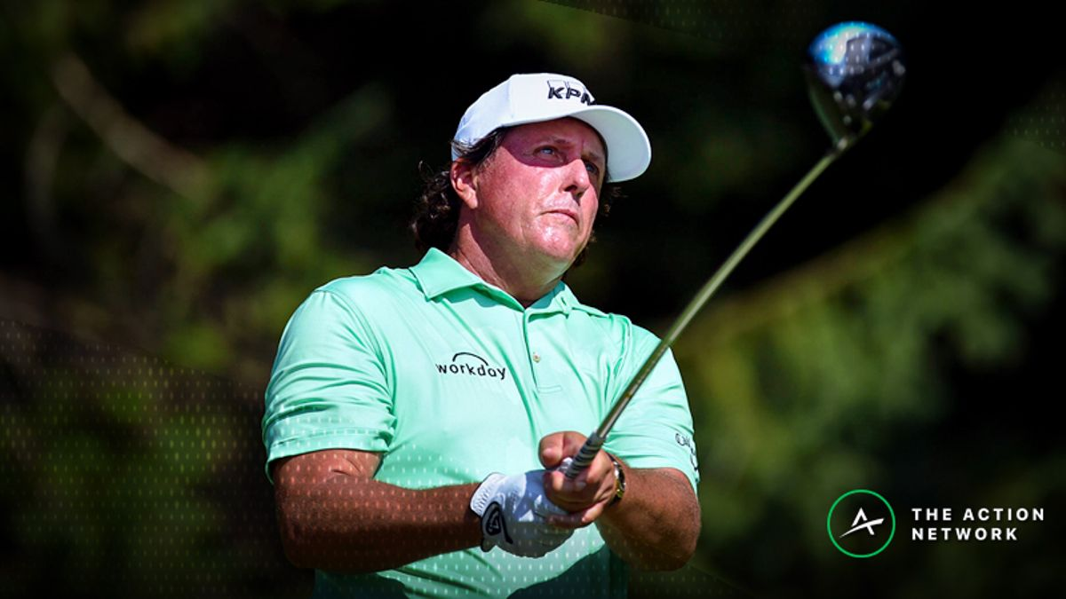 Phil Mickelson's NFL Betting Theory: Fade the Super Bowl Champs in Week 2? article feature image