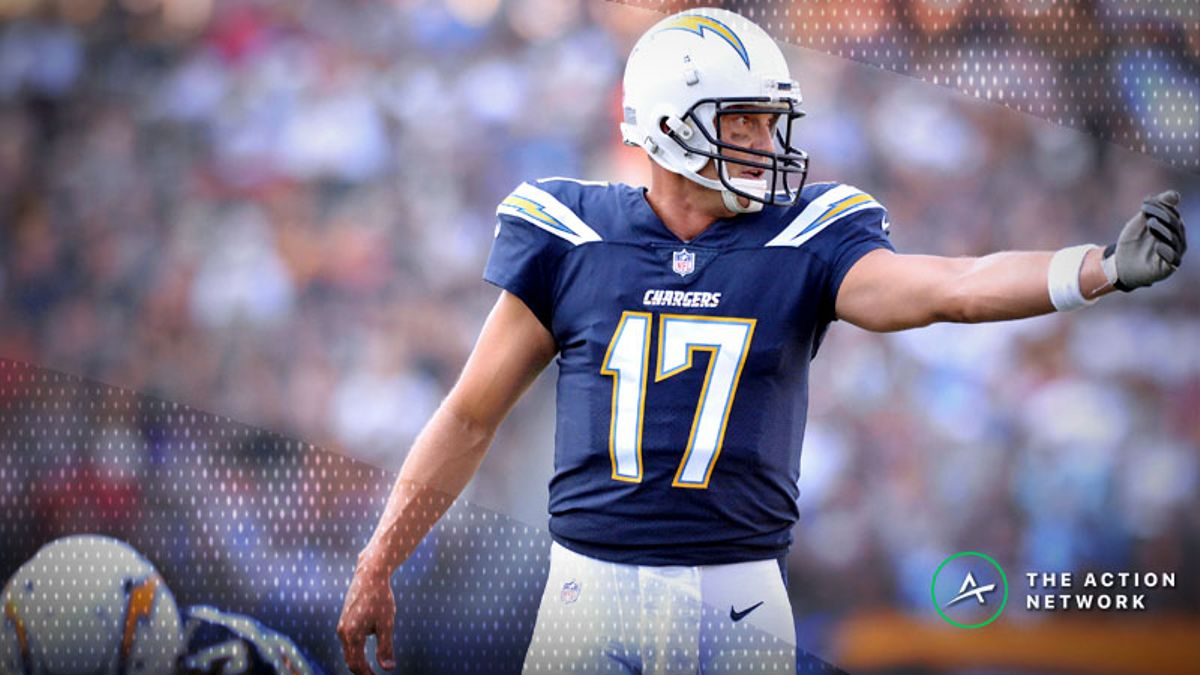 Chargers-Rams Betting Preview: Perfect Storm Brewing to Pick the Chargers? article feature image