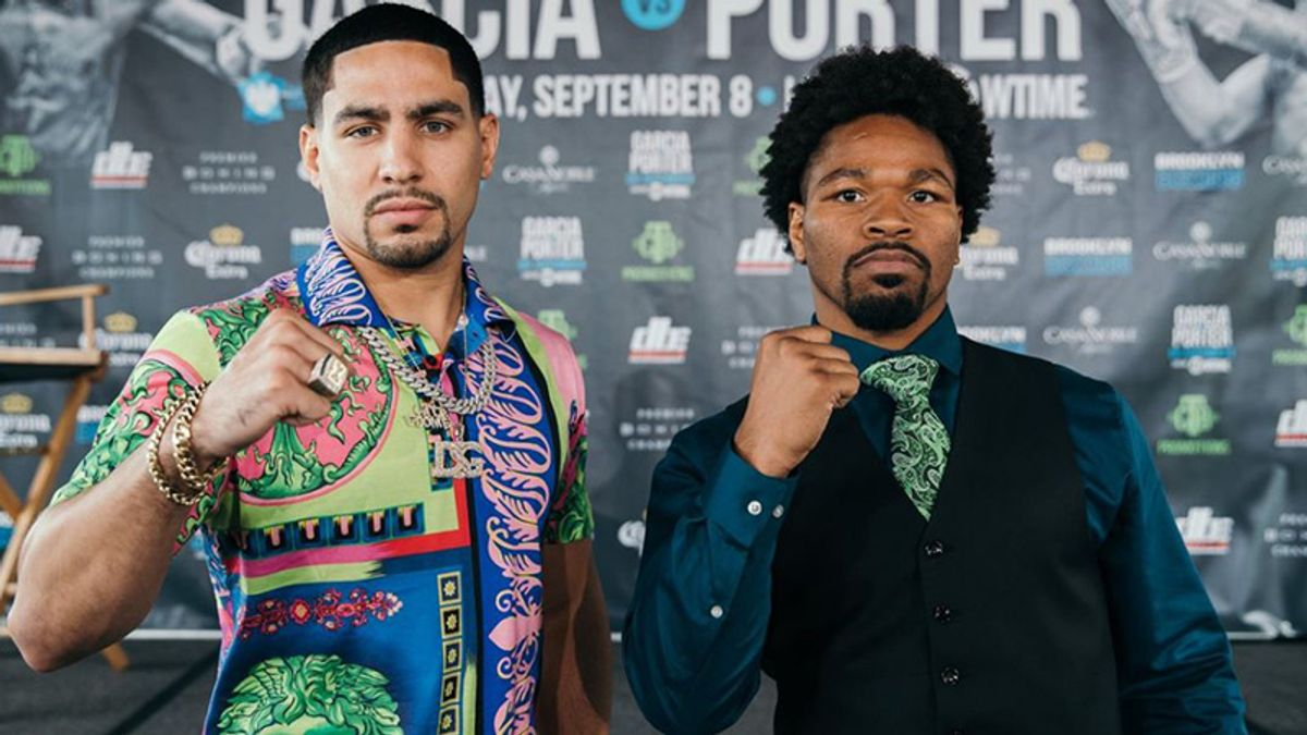 Danny Garcia vs. Shawn Porter Betting Preview: Finding Value in a Coin-Flip Bout article feature image